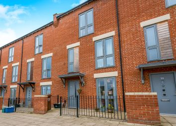 Thumbnail 4 bed town house for sale in The Square, High Street, Upton, Northampton
