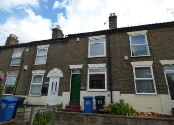 Thumbnail 3 bed terraced house to rent in Denmark Opening, Sprowston Road, Norwich