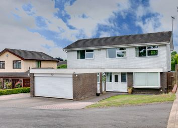 Thumbnail 4 bed detached house for sale in Compton Close, Redditch