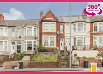 Thumbnail 5 bed terraced house for sale in Chepstow Road, Newport