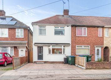 Thumbnail 3 bed end terrace house for sale in Treherne Road, Radford, Coventry