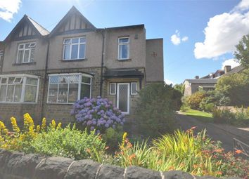 Thumbnail 4 bed semi-detached house for sale in Park Grove, Greenhead, Huddersfield, West Yorkshire