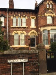 Thumbnail 1 bed flat for sale in Balliol Road, Flat 4, Bootle