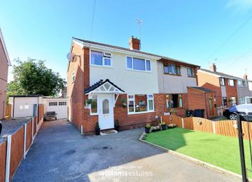 Thumbnail 3 bed semi-detached house for sale in Pren Avenue, Mynydd Isa, Mold