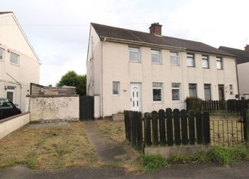 Thumbnail 3 bed semi-detached house for sale in Craiglee Way, Comber, Newtownards