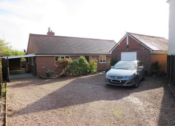 Thumbnail 3 bed detached bungalow for sale in Hurst Gardens, The Hurst, Cleobury Mortimer