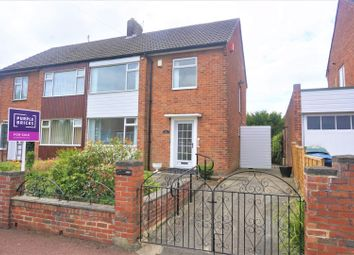 Thumbnail 3 bed semi-detached house for sale in Strathmore Avenue, Rowlands Gill
