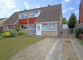 Thumbnail 3 bed semi-detached bungalow for sale in Upham Road, Swindon, Wiltshire