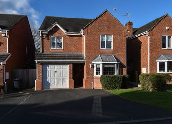 Thumbnail 5 bed detached house for sale in Eliza Gardens, Catshill, Bromsgrove
