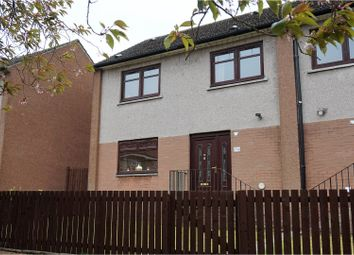 Thumbnail 3 bedroom end terrace house for sale in Forth Crescent, Dundee