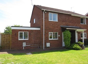 Thumbnail Semi-detached house for sale in Arkle, Dosthill, Tamworth