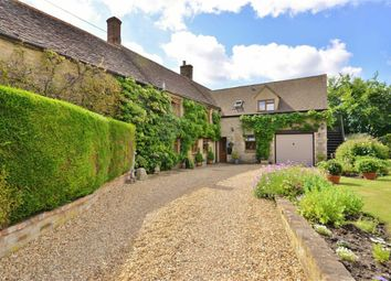 Thumbnail 4 bedroom cottage for sale in West End, Combe, Witney