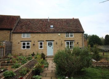 Thumbnail 2 bed cottage to rent in Monks Row, High Street, Pavenham, Bedford