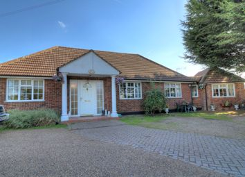 Thumbnail 4 bed bungalow for sale in Old House Lane, Roydon, Harlow