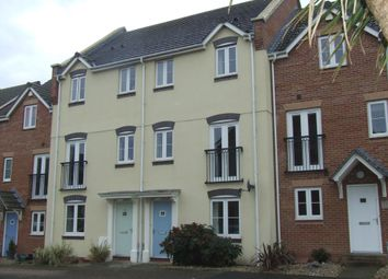 Thumbnail 4 bed terraced house to rent in Caen View, Braunton