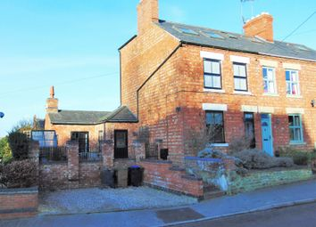 Thumbnail 4 bedroom end terrace house for sale in Queen Street, Weedon, Northampton