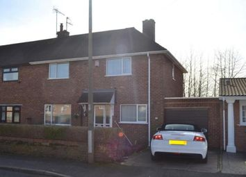 Thumbnail 4 bedroom semi-detached house to rent in Gads Green Cresent, Dudley