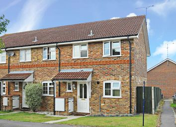 Thumbnail 3 bed semi-detached house to rent in Ryves Avenue, Yateley