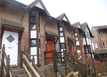 Thumbnail 2 bed terraced house for sale in Branson Court, Plympton, Plymouth