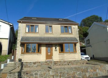 Thumbnail 3 bed detached house for sale in Holly Lodge, Graig, Burry Port