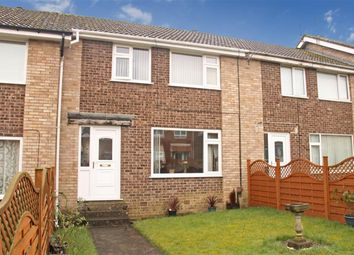 Thumbnail 3 bed terraced house for sale in Exeter Crescent, Harrogate