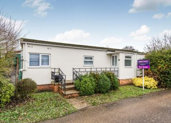 Thumbnail 1 bed mobile/park home for sale in Pine Park, Guildford