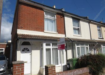 Thumbnail 3 bedroom end terrace house for sale in Queens Road, Portsmouth