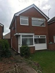 Thumbnail 3 bed detached house to rent in Coed Onn Road, Flint