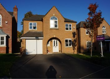 Thumbnail 4 bed detached house for sale in Lodge Side, Bury