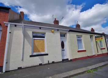 Thumbnail 2 bedroom terraced bungalow for sale in Warennes Street, Sunderland