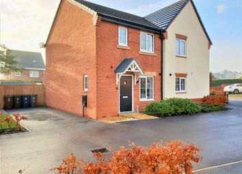 Thumbnail 3 bed semi-detached house for sale in Orchid Way, Burscough, Ormskirk