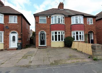 Thumbnail 3 bed semi-detached house for sale in Somerset Road, Willenhall