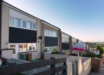Thumbnail 3 bed property to rent in Lundy Close, Plymouth