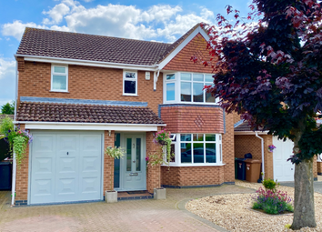 Thumbnail 4 bed detached house for sale in Ash Grove, Bottesford, Nottingham