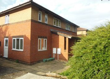 Thumbnail 3 bed semi-detached house to rent in Fairford Crescent, Downhead Park