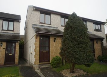 Thumbnail 3 bed semi-detached house to rent in Gwarth An Drae, Helston