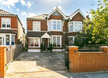 Thumbnail 4 bed semi-detached house for sale in Rodenhurst Road, London