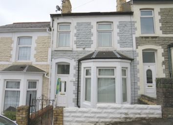 Thumbnail 3 bed terraced house for sale in Kenilworth Road, Barry