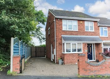 Thumbnail 3 bed end terrace house for sale in Trajan Hill, Coleshill