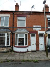 Thumbnail 2 bed terraced house for sale in Richmond Avenue, Aylestone, Leicester