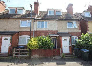 Thumbnail 2 bedroom terraced house for sale in Severn Road, Stoke, Coventry