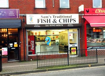 Thumbnail Restaurant/cafe for sale in Bryn Street, Ashton-In-Makerfield, Wigan