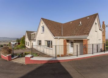 Thumbnail 4 bed detached house for sale in Castlelaw Crescent, Abernethy, Perth