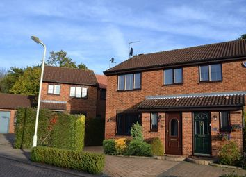 Thumbnail 3 bed semi-detached house for sale in Blenheim Court, Bishop's Stortford