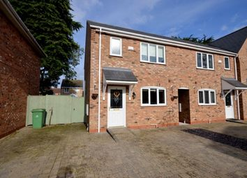 Thumbnail 3 bed town house to rent in Benjamins Walk, Cleethorpes