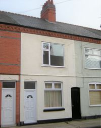 Thumbnail 3 bed terraced house for sale in Bassett Street, Leicester