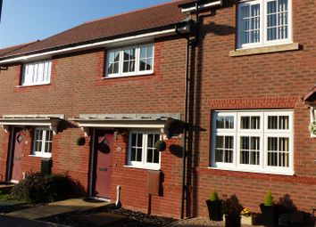 Thumbnail 2 bed town house for sale in Henley Grove, Church Gresley