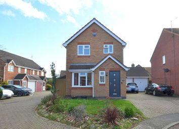 Kentford Close, East Hunsbury, Northampton NN4. 3 bed detached house for sale