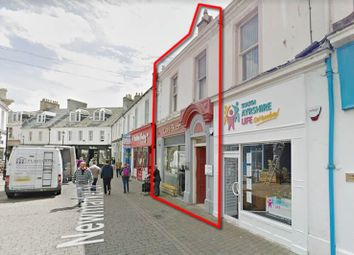 Thumbnail Commercial property for sale in 53-55, Newmarket Street, Ayr KA71Ll