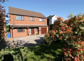Thumbnail 4 bed detached house for sale in Sandon Road, Meir Heath, Stoke On Trent